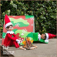 7 FREE Elf on the Shelf printables! | Elf on the Shelf Ideas | #ScoutElfIdeas
