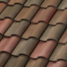 Roof Tile = Boral Barcelona 900 Chestnut Burnt | MAY ...