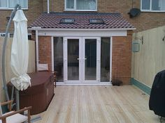 small extension ideas - Google Search Extensions, Garage Doors, Shed, Extension Ideas, Outdoor Structures, Outdoor Decor, Google Search, Home Decor, Lean To Shed