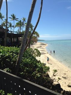 Room with a view Fiji