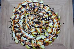 Apple Nachos--great for fall
