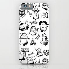 Ghosties iPhone & iPod Case