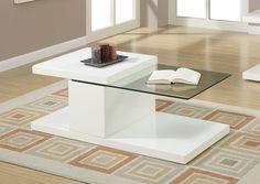 Poundex Furniture F6239 Coffee Table - Main Image