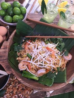 Bring traditional #Thai cuisine into your home with @chefjet's Pad Thai! Catch #homeandfamily weekdays at 10/9c on Hallmark Channel!