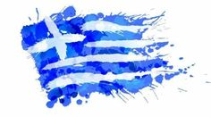 Homeland's Flag Greek Flag Images, Mykonos, Santorini, Greece Wallpaper, Greece Flag, Greek Mythology Tattoos, Full Arm Tattoos, Greek Culture, Germany