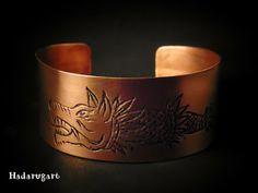 Artizan in cupru Copper Artwork, Cuff Bracelets, Artisan, Deviantart, Rings, Jewelry, Mai, Romania, Teal Tie