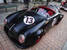 BBAD1957's Porsche 356. Sick