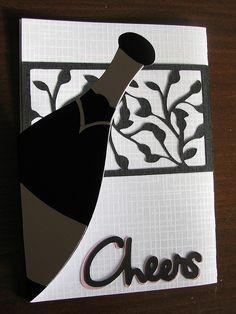 Cricut New Year Card