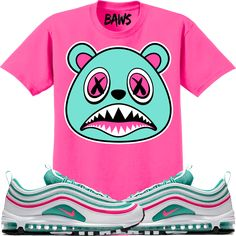 2ce240dc5ffd Air Max 97s South Beach Shirts by BAWS sneaker tee shirts to match is  available on