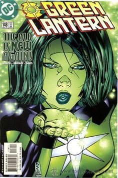 GREEN LANTERN #148 (Jade Cover) •Dale Eaglesham