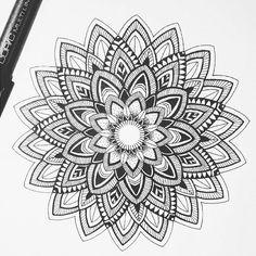 artist: @pencilworkbyjanne - Done #mandalauniverse #draw #drawings #blackwhite #instadesign #mandala #mandalas #doodling #mandalalove #mandalaart #pencils #mandalamaze #handmade #coloriage #mandalatattoo #painting #mandaladesign #creative #details #zendoodle #doodlers #instagood #pattern #zenart #zendala #pencil #zentangle #artwork