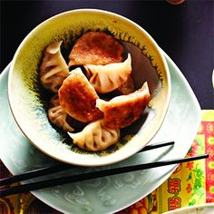Pair it Up! Dumplings