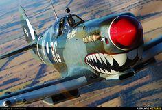 Supermarine Spitfire VIII VH-HET