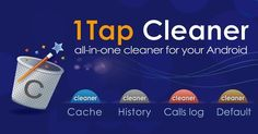 1-Tap to clean all cache search histories calls log defaults settings and SD card. Are you running out of application storage? You now can get more available storage space by clearing apps created cache/data files.  Over 5000000 Downloads!   Cache Cleaner  History Cleaner  Call/Text log Cleaner  Defaults Cleaner  SD Cleaner There are 5 cleaners included in this app. Cache Cleaner History Cleaner and Call/Text log Cleaner help you to get more free space for the internal phone storage by…