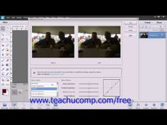 Learn about color curves in Adobe Photoshop Elements at www.teachUcomp.com. A clip from Mastering Photoshop Elements Made Easy v. 12. http://www.teachucomp.com/free - the most comprehensive Photoshop Elements tutorial available. Visit us today!