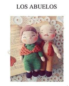Diy Crochet Toys, Crochet Dolls, Crochet Animals, Crochet Amigurumi Free Patterns, Free Crochet, Dou Dou, Crochet Rabbit, Amigurumi Doll, Diy Doll