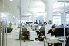 WeWork is making it easier for startups and entrepreneur to get their ideas off the ground thanks to their WeWork Boston Labs program.