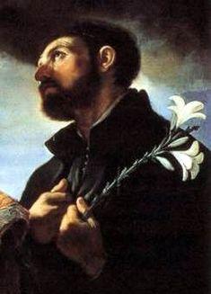 [Saint Francis Xavier]  My (random) patron saint - generated for me from here: http://jenniferfulwiler.com/saints/#.UqCmiOL3MUY