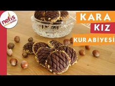 Kara Kız Kurabiyesi - Kurabiye Tarifi - Nefis Yemek Tarifleri - YouTube