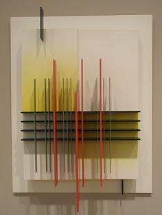 Charles Biederman '#13, 1/1949', 1949, Chazen Museum of Art, Madison, Wisconsin