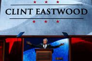 Clint Eastwood's R.N.C. Speech - Video - The New York Times  ARE YOU KIDDING ME?  THIS IS THE BEST THE REPUBLICANS CAN OFFER?!