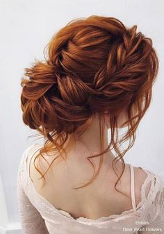 Elstile Long Wedding Hairstyles and Updos #weddinghairstyles #bridalhairstyles #promhairstyles #weddingupdos http://www.deerpearlflowers.com/elstile-long-wedding-hairstyles-and-updos/