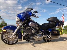 2007 Harley-Davidson ELECTRA GLIDE CLASSIC FLHTC ELECTRAGLIDE CLASSIC - Click to see full-size photo viewer
