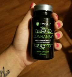 #natural #plantbased #stressreliever #confianza #itworks