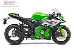 2015 Kawasaki Ninja ZX-10R 30th Anniversary Model. Motorcycles, bikers and more