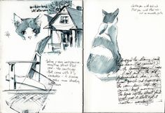 Urban Sketchers Midwest: Out and About, Home and Abroad