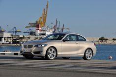 BMW Serie 2 Coupé, por fin llega el nuevo coupé compacto - http://www.actualidadmotor.com/2013/10/25/bmw-serie-2-coupe-el-nuevo-coupe-compacto/