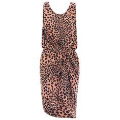 Zimmermann Leopard-Print Dress Cheetah Print Clothes ee4f5d2e4