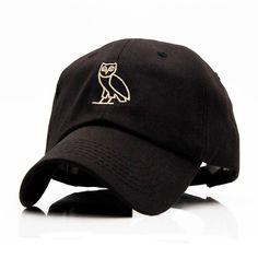 """Owl"" Dad Hat"