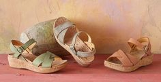 Myrna 2.0 Sandals By Kork-Ease - classic leather sandals by Kork-Ease The Best of sandals in 2017.