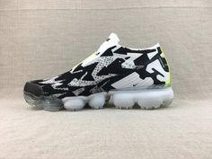sports shoes 9415d d9c18 ACRONYM x Nike Air VaporMax Moc 2 Mens Running Shoes Light Green