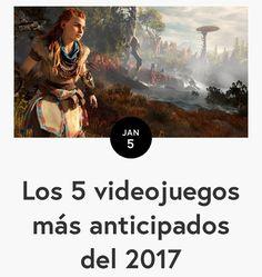 Entre ellos hay nuevas caras como viejas sagas ( Link). Para conocer la lista de juegos del 2017 clic el enlace en la bio.