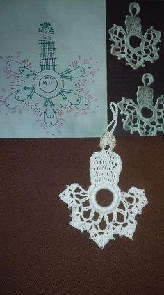 Best 12 Ela Klementowicz's media content and analytics – SkillOfKing.Com Best 12 Ela Klementowicz's media content and analytics – SkillOfKing. Crochet Tree, Crochet Angels, Crochet Leaves, Crochet Snowflakes, Crochet Motif, Crochet Patterns, Crochet Christmas Decorations, Crochet Christmas Ornaments, Christmas Ornament Sets
