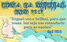 As Tontas Vão Ao Céu: Lembrancinhas com Tema da Mutual 2012