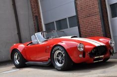 When I was a teenager, my best friend's dad had 2 Cobras. One 1964, 289 and this, the most exciting car ever made. I went riding in this one almost daily! 1965 Shelby Cobra 427 SC CSX4000 (only 18 in U.S. at that time) Both purchased from Carroll Shelby in Monrovia, California.