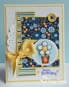 Happy Birthday (All That Scraps Birthday Blog Hop)