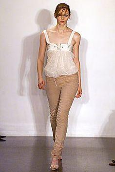 Katayone Adeli Spring 2002 Ready-to-Wear Fashion Show - Katayone Adeli, Vivien Solari