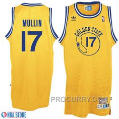 adidas Chris Mullin Golden State Warriors Soul Swingman Throwback Jersey -  Gold Air Jordan 999ef7f7a