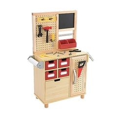 1000 Images About Kids Workbench On Pinterest Kids Workbench Workbenches And Old