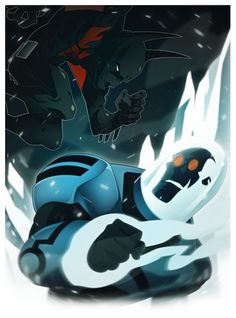 Batman Beyond VS Mr. Freeze