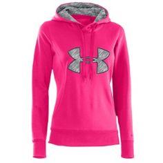 Pink silver hoodie