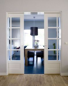 Idea, formulas, as well as quick guide in the interest of acquiring the greatest outcome as well as making the maximum utilization of french doors bedroom Room Divider Doors, Room Doors, Sliding Door Design, Sliding Doors, Internal Doors, Home Office Design, Home Living Room, French Doors, New Homes
