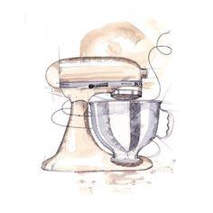 Baking Logo Design, Cake Logo Design, Makeup Illustration, Watercolor Illustration, Baking Wallpaper, Bakery Logo, Watercolor Logo, Instagram Logo, Instagram Highlight Icons