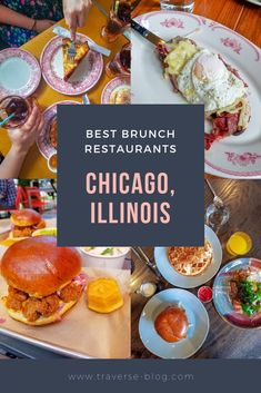Chicago Brunch Guide: 15 Best Breakfast Restaurants in the Windy City. Whether you want pancakes or eggs benedict, this brunch guide will help you find the most delicious breakfast restaurants in Chicago! Brunch Restaurant Chicago, Breakfast Restaurants, Chicago Restaurants, Best Brunch Chicago, Brunch Places, Brunch Spots, All I Ever Wanted, Best Breakfast, Ina Garten