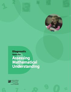Here's an extensive set of diagnostic items for assessing mathematical understanding. You must register to download, but registration is free. 1st Grade Math, Grade 1, First Grade, Math Assessment, Singapore Math, Helping Children, Math Activities, Maths, Kids Learning