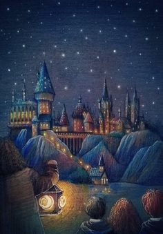 Hogwarts will always be home